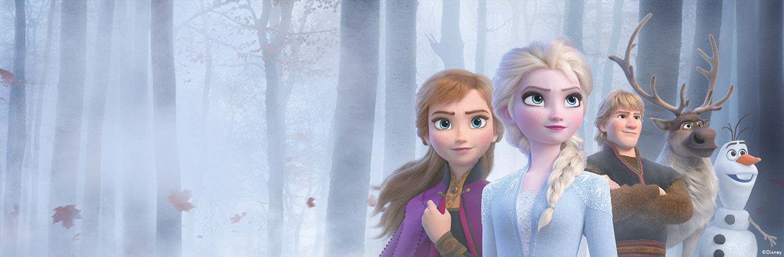Frozen 2 - Click for more!